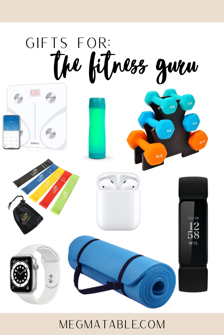 Gifts for the Fitness Guru