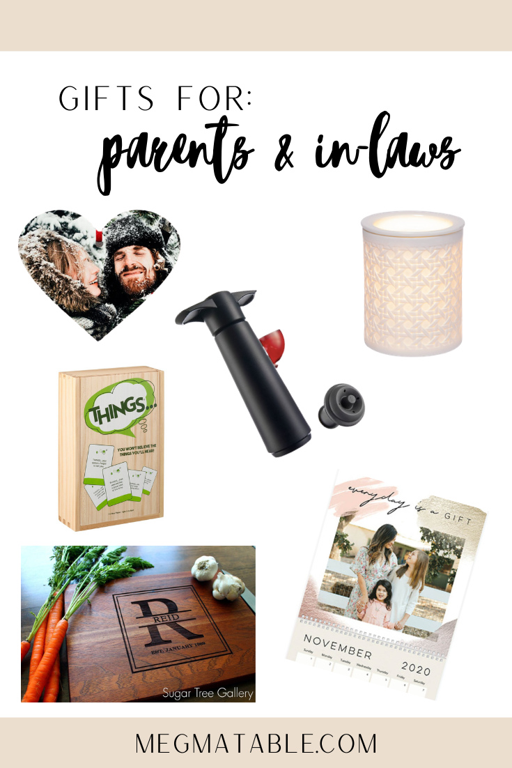 Gifts for Parents & In-Laws 2